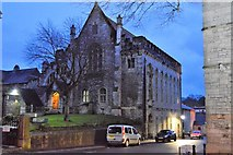 SX4754 : St Andrew's Hall by N Chadwick