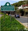 ST2589 : Pontymister - Please Drive Carefully by Jaggery