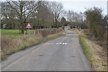 TR2158 : Drill Lane by N Chadwick