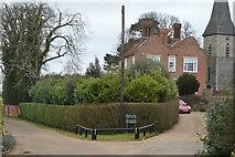TR2258 : Ickham Court by N Chadwick