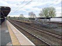 SP0278 : Northfield Railway Station by Andrew Abbott