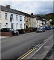 ST2490 : Warning sign - School/Ysgol, Mill Street, Pontymister by Jaggery