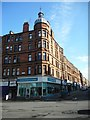 NS5666 : Partick Cross Mansions by Richard Sutcliffe