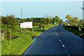 J4593 : A2, Larne Road by David Dixon