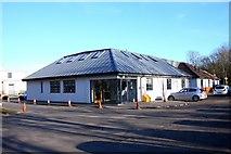 """NS3141 : The """"Gatehouse"""" Ayrshire Central Hospital - Irvine by Ian Rainey"""