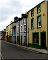 SM9537 : Variety of colours, Main Street, Fishguard by Jaggery