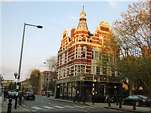 TQ2677 : The World's End, King's Road, Chelsea  by Stephen Craven