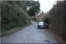 TR2257 : School Lane by N Chadwick