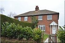 TR2257 : House on School Lane by N Chadwick