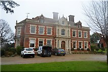 TR2256 : Bramling House by N Chadwick