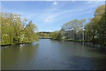 SE6250 : James Bridge from Wentworth Bridge by DS Pugh