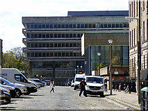 NT2572 : Edinburgh University Library by Thomas Nugent