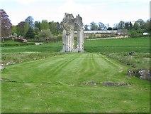 SE7365 : The Presbytery, Kirkham Priory by G Laird