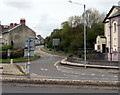 SM9516 : Southern end of Prendergast, Haverfordwest by Jaggery