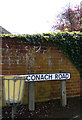 TM2649 : Conach Road sign by Adrian Cable
