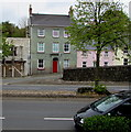 SM9515 : Three-storey house, Prospect Place, Haverfordwest by Jaggery