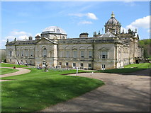 SE7170 : Castle Howard - West Façade by G Laird