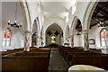 SK9799 : Interior, St Andrew's church, Redbourne by Julian P Guffogg