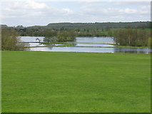 SE7170 : Lakes north of Castle Howard by G Laird