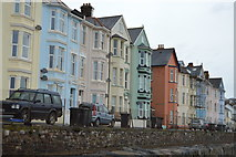 SX9677 : Rows of houses by N Chadwick
