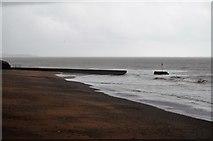 SX9777 : Breakwater, Langstone Rock by N Chadwick