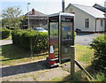 ST4184 : BT box, Church Row, Redwick by Jaggery