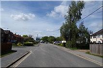 TM2649 : B1079 Grundisburgh Road, Woodbridge by Geographer