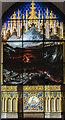 SK9799 : East window, St Andrew's church, Redbourne by Julian P Guffogg