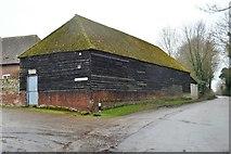TR2256 : Barn, Bramling Court by N Chadwick