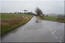 TR2254 : Road junction by N Chadwick