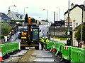H4572 : Gas pipeline contract, Omagh by Kenneth  Allen
