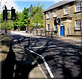 SO2508 : Church Road pelican crossing, Blaenavon by Jaggery