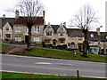 SP2512 : West side of The Hill, Burford by Jaggery