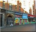 SJ8498 : Paton Street by Gerald England