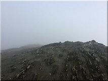 NN6240 : Summit of Beinn Ghlas by John Allan