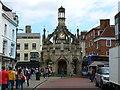 SU8604 : Market Cross, Chichester by Brian Robert Marshall