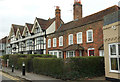 SU9877 : Listed buildings, Datchet by Derek Harper