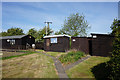 TA1413 : Habrough Bowls Club, Brocklesby Road, Habrough by Ian S