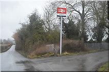 TR2354 : Adisham Station by N Chadwick