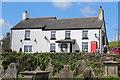 ST1286 : White Cross Inn, Groeswen by M J Roscoe