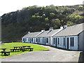 NR4273 : Distillery cottages at Bunnahabhain by M J Richardson