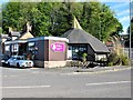 NS0235 : Tourist Information Centre, Brodick, Arran by G Laird