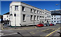 ST3088 : Queens Chambers, North Street, Newport  by Jaggery