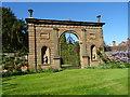 SJ8606 : Chillington Hall - Bowling Green Arch by John M