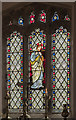 TF1385 : East window, St Thomas's church, Legsby by Julian P Guffogg