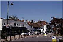 TQ1667 : Thames Ditton by Peter Trimming