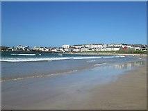 C8540 : West Bay beach Portrush by Willie Duffin