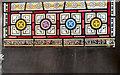 TA1703 : East window detail, Holy Trinity church, Swallow by Julian P Guffogg