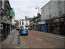 SJ9499 : George Street, Ashton under Lyne by Richard Vince
