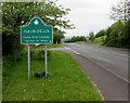 ST1596 : Fleur-de-lis - Please Drive Carefully by Jaggery